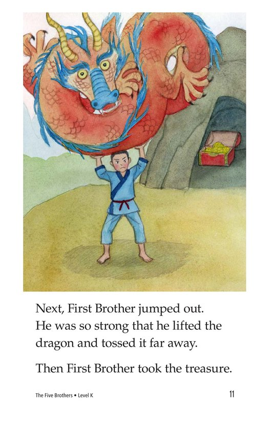 Book Preview For The Five Brothers Page 11