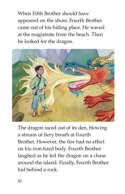 Book Preview For The Five Brothers Page 10