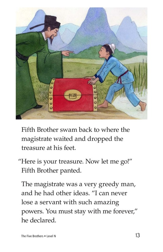 Book Preview For The Five Brothers Page 13