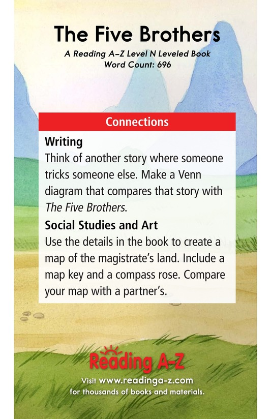 Book Preview For The Five Brothers Page 17