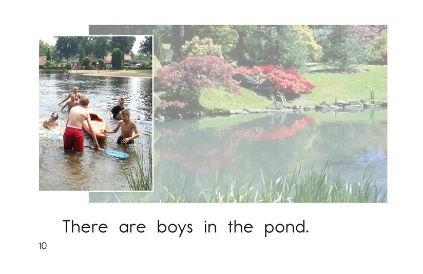 Book Preview For Pond Life Page 10