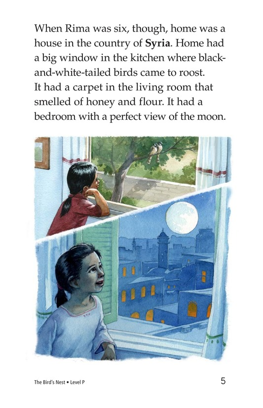 Book Preview For The Bird's Nest Page 5