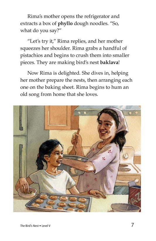 Book Preview For The Bird's Nest Page 7