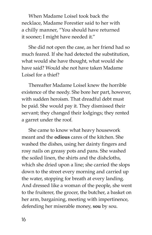 Book Preview For The Necklace Page 16