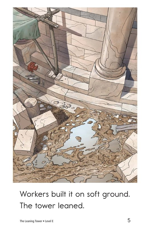 Book Preview For The Leaning Tower Page 5