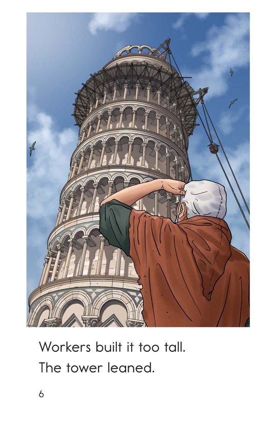 Book Preview For The Leaning Tower Page 6