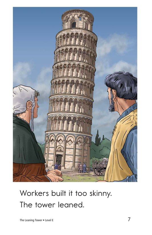 Book Preview For The Leaning Tower Page 7