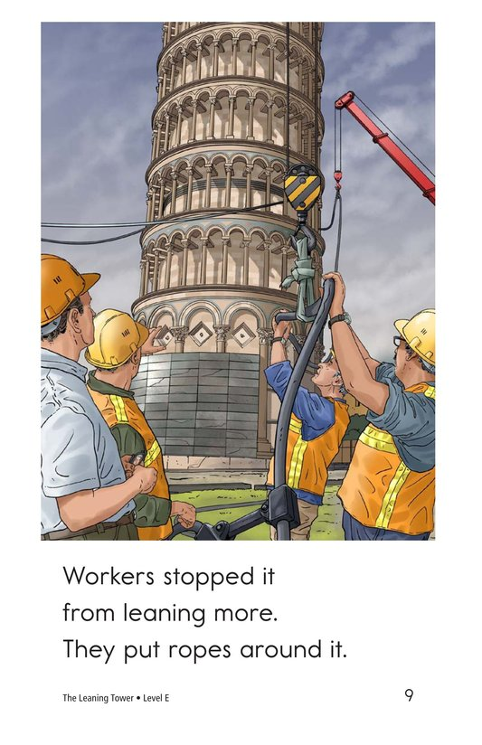 Book Preview For The Leaning Tower Page 9