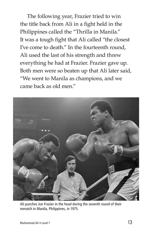 Book Preview For Muhammad Ali Page 13
