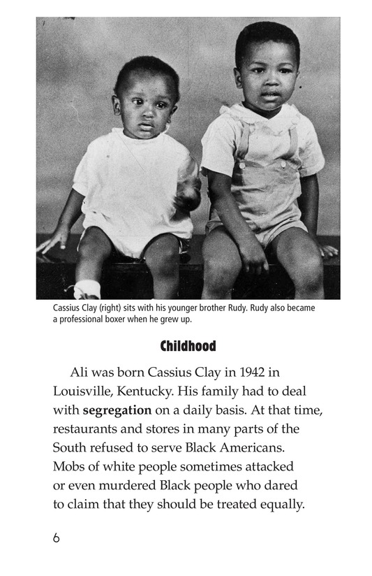 Book Preview For Muhammad Ali Page 6