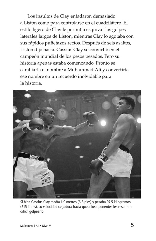 Book Preview For Muhammad Ali Page 5