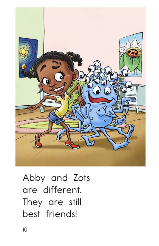 Book Preview For Abby and Zots Page 10
