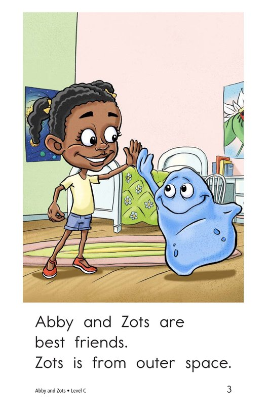 Book Preview For Abby and Zots Page 3