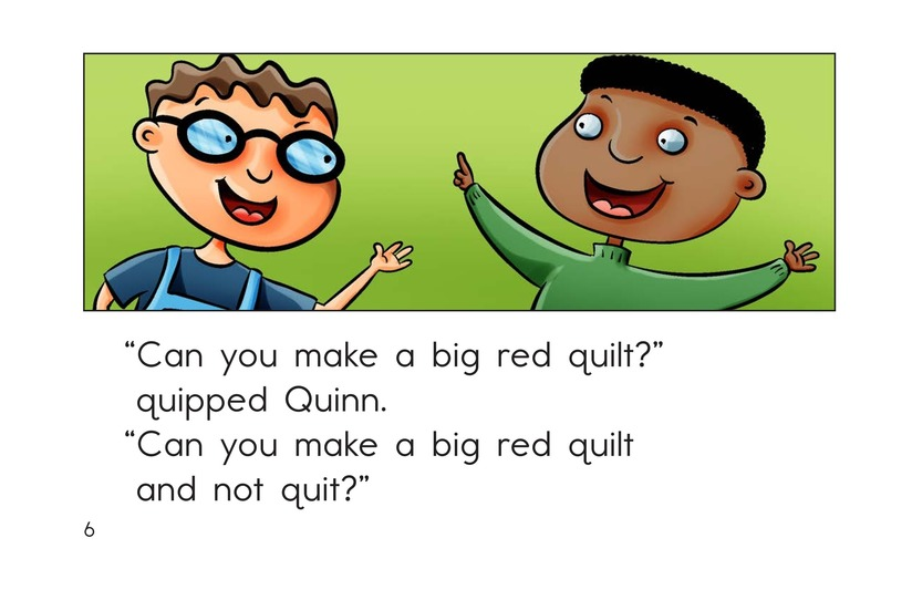Book Preview For Are You a Quitter? Page 6