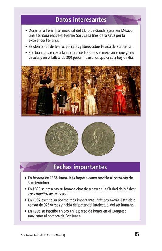 Book Preview For Sor Juana Inés de la Cruz Page 15