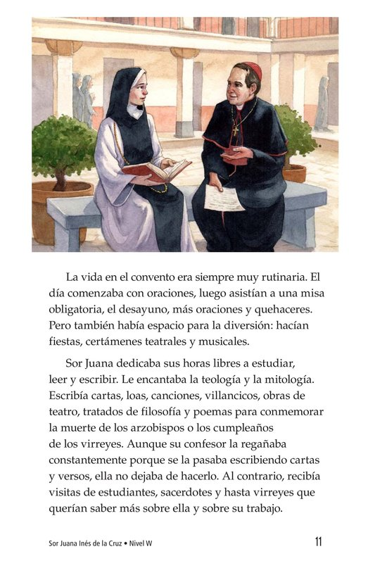 Book Preview For Sor Juana Inés de la Cruz Page 11