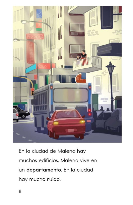 Book Preview For Vivimos en Argentina Page 8