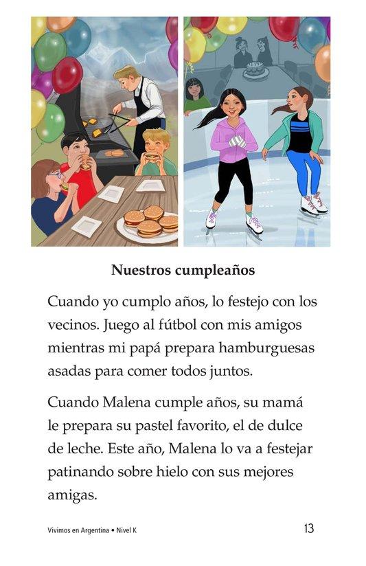 Book Preview For Vivimos en Argentina Page 13