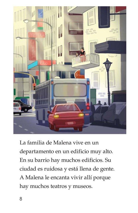 Book Preview For Vivimos en Argentina Page 8
