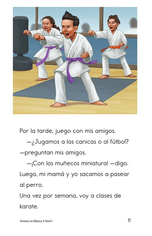 Book Preview For Vivimos en Mexico Page 11