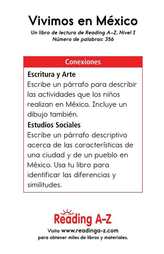 Book Preview For Vivimos en Mexico Page 17