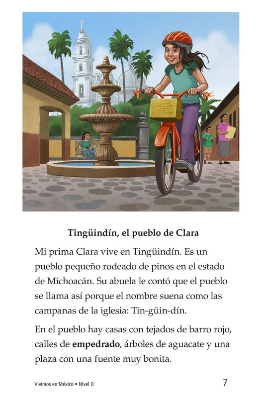 Book Preview For Vivimos en Mexico Page 7