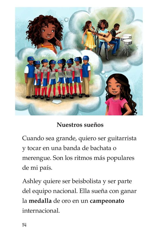 Book Preview For Vivimos en República Dominicana Page 14