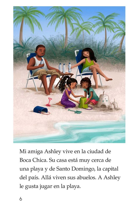 Book Preview For Vivimos en República Dominicana Page 6