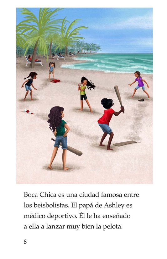 Book Preview For Vivimos en República Dominicana Page 8