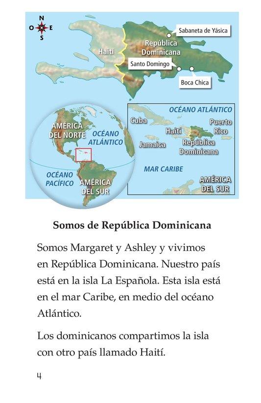 Book Preview For Vivimos en República Dominicana Page 4