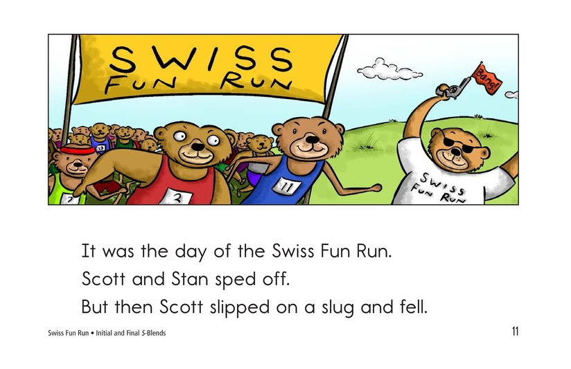 Book Preview For Swiss Fun Run Page 11