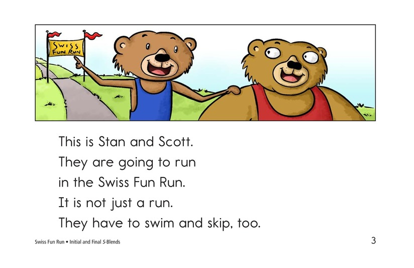 Book Preview For Swiss Fun Run Page 3