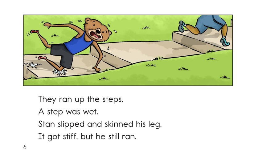 Book Preview For Swiss Fun Run Page 6
