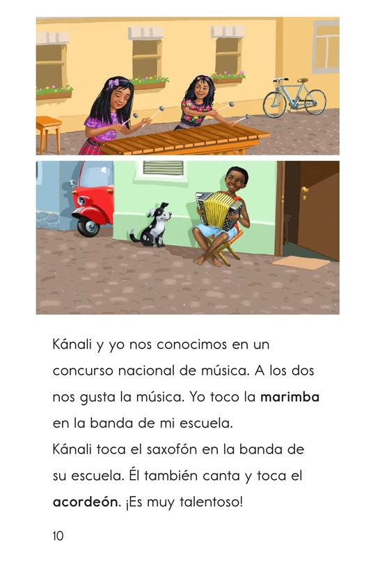 Book Preview For Vivimos en Guatemala Page 10