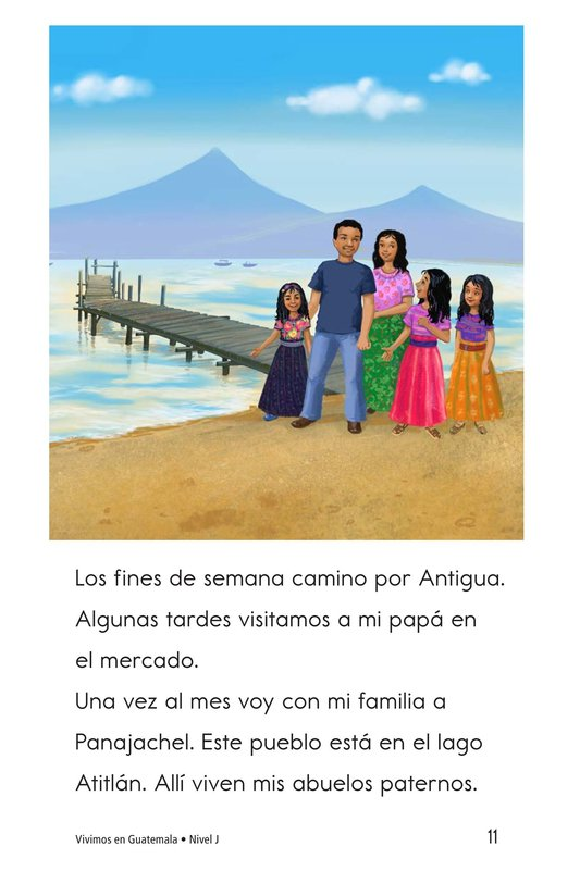 Book Preview For Vivimos en Guatemala Page 11