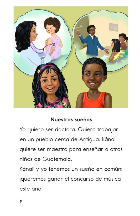 Book Preview For Vivimos en Guatemala Page 14