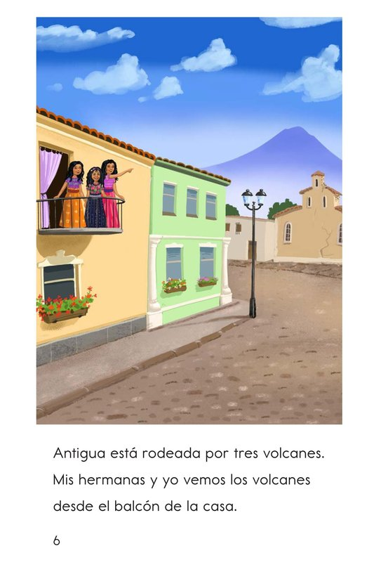 Book Preview For Vivimos en Guatemala Page 6
