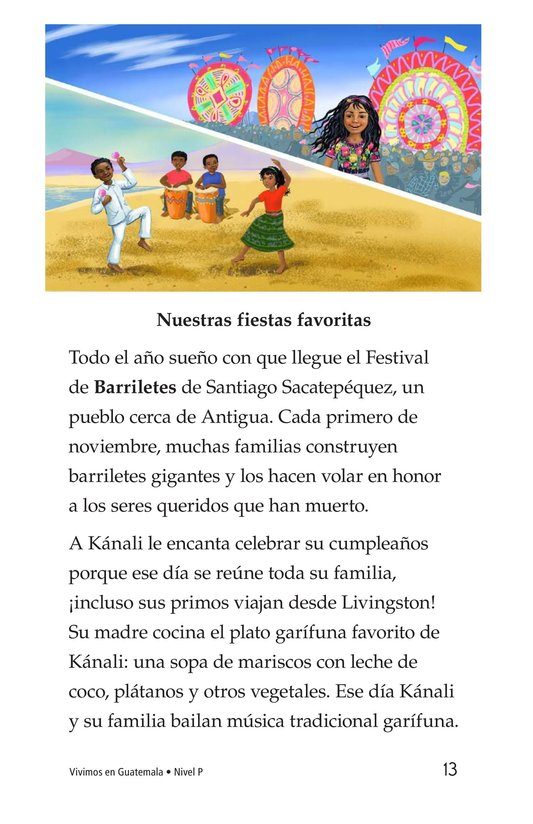 Book Preview For Vivimos en Guatemala Page 13