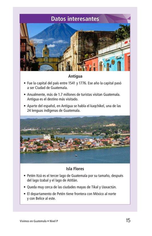 Book Preview For Vivimos en Guatemala Page 15