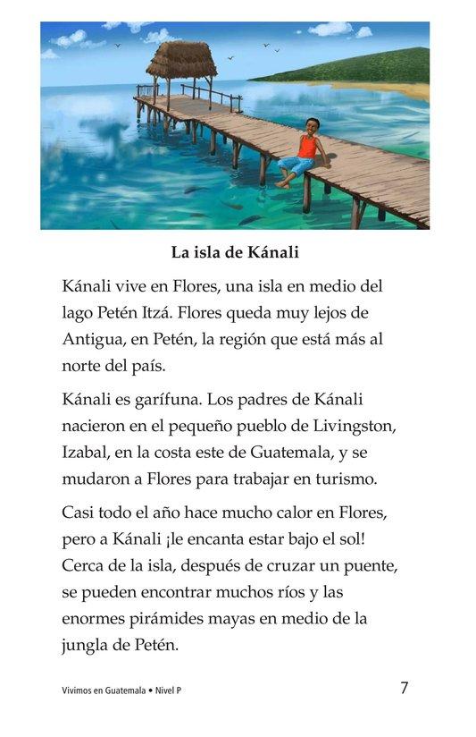 Book Preview For Vivimos en Guatemala Page 7