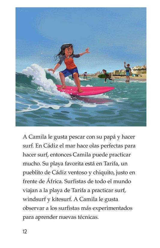 Book Preview For Vivimos en España Page 12