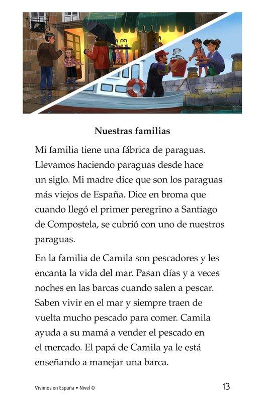 Book Preview For Vivimos en España Page 13