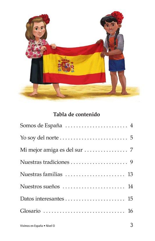 Book Preview For Vivimos en España Page 3