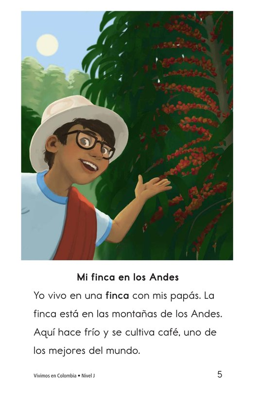 Book Preview For Vivimos en Colombia Page 5