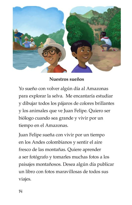 Book Preview For Vivimos en Colombia Page 14