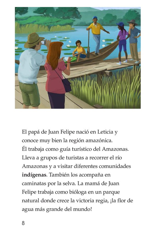 Book Preview For Vivimos en Colombia Page 8