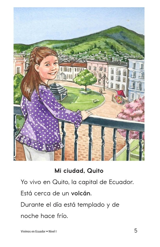 Book Preview For Vivimos en Ecuador Page 5