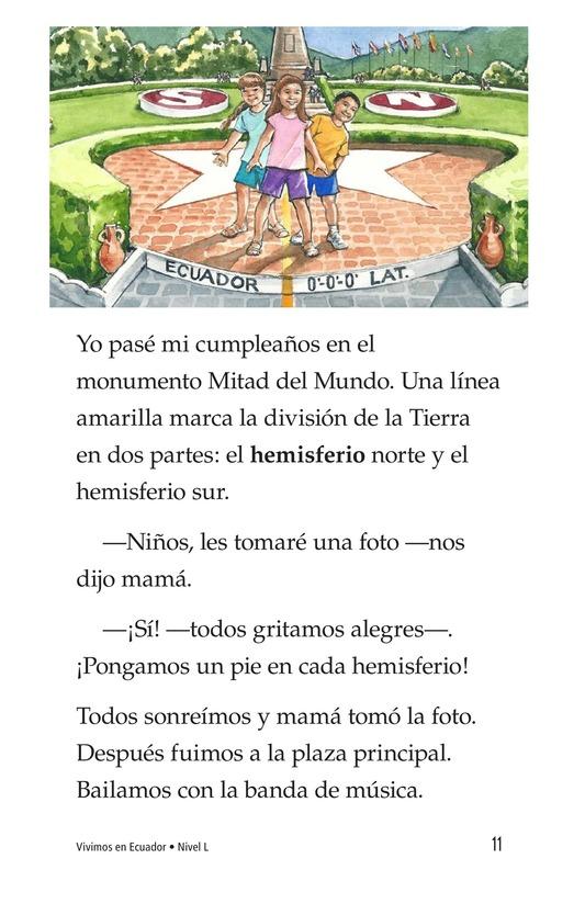 Book Preview For Vivimos en Ecuador Page 11