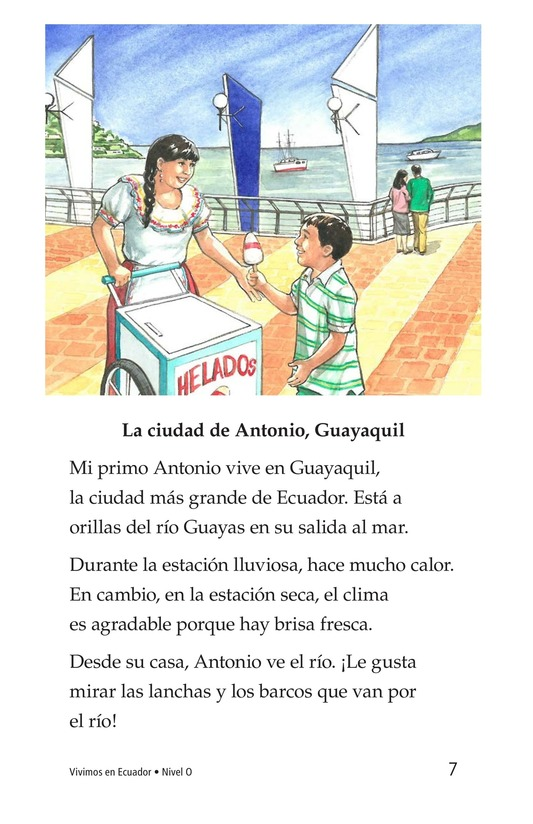 Book Preview For Vivimos en Ecuador Page 7