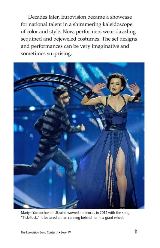 Book Preview For The Eurovision Song Contest! Page 11